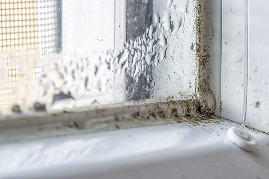 Solución a la condensación en ventanas de aluminio