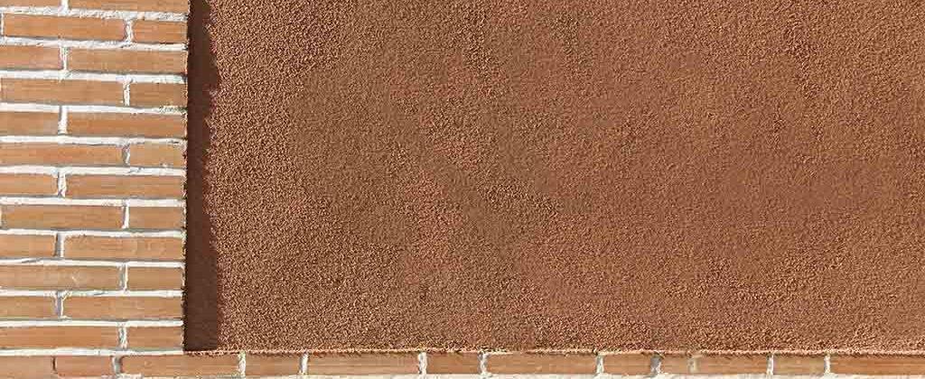 Empresa especialista en corcho proyectado para fachadas, suelos y terrazas