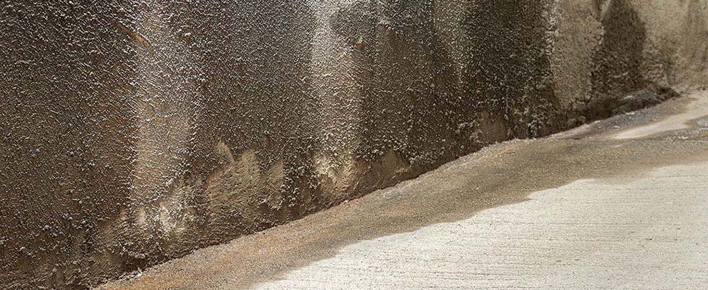 Revestimiento con corcho proyectado en Málaga