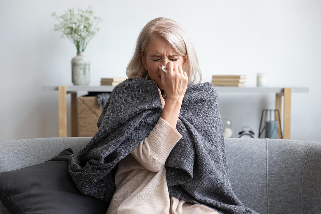 Problemas respiratorios de las humedades en casa